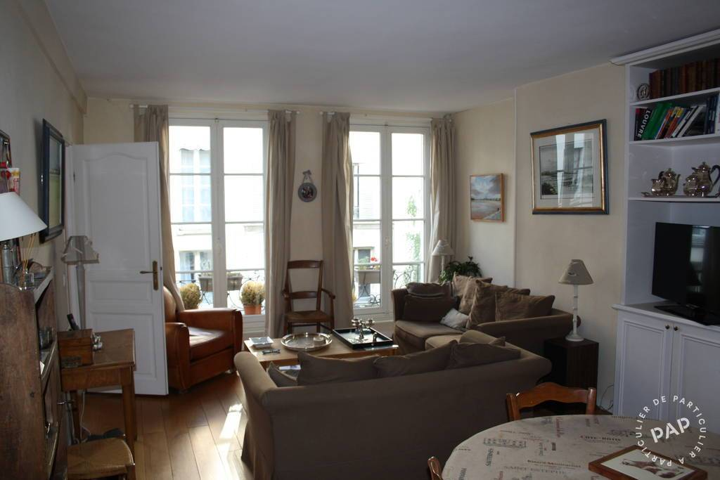 Vente Appartement Saint-Germain-En-Laye (78100) 88m² 780.000€