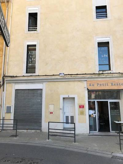 Local commercial Gardanne - 15 m² - 380 €