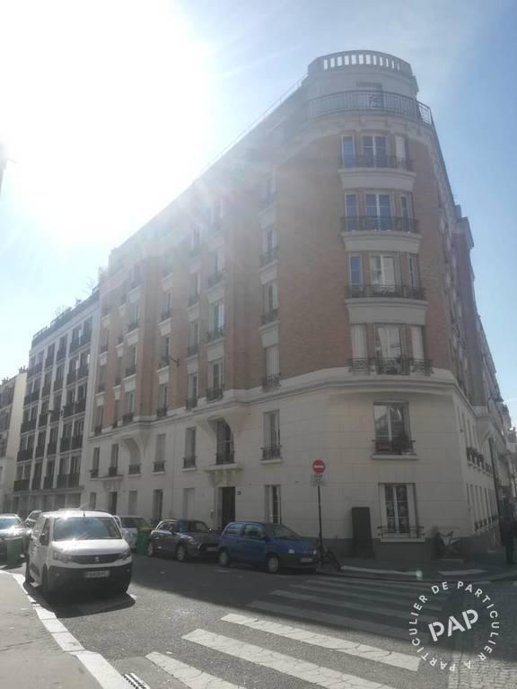 Vente Appartement Paris 20E (75020) 36m² 345.000€