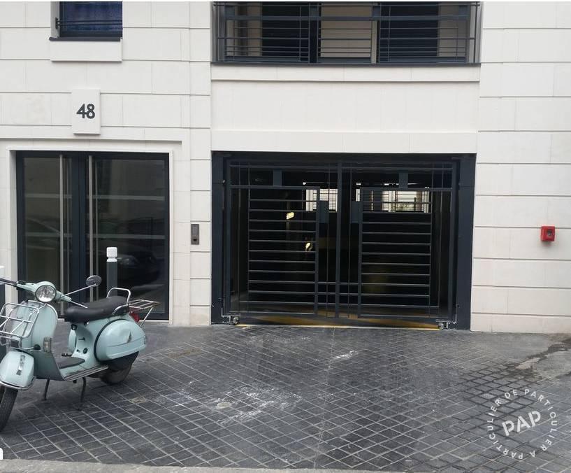 Vente Garage, parking Saint-Ouen (93400)  22.000€
