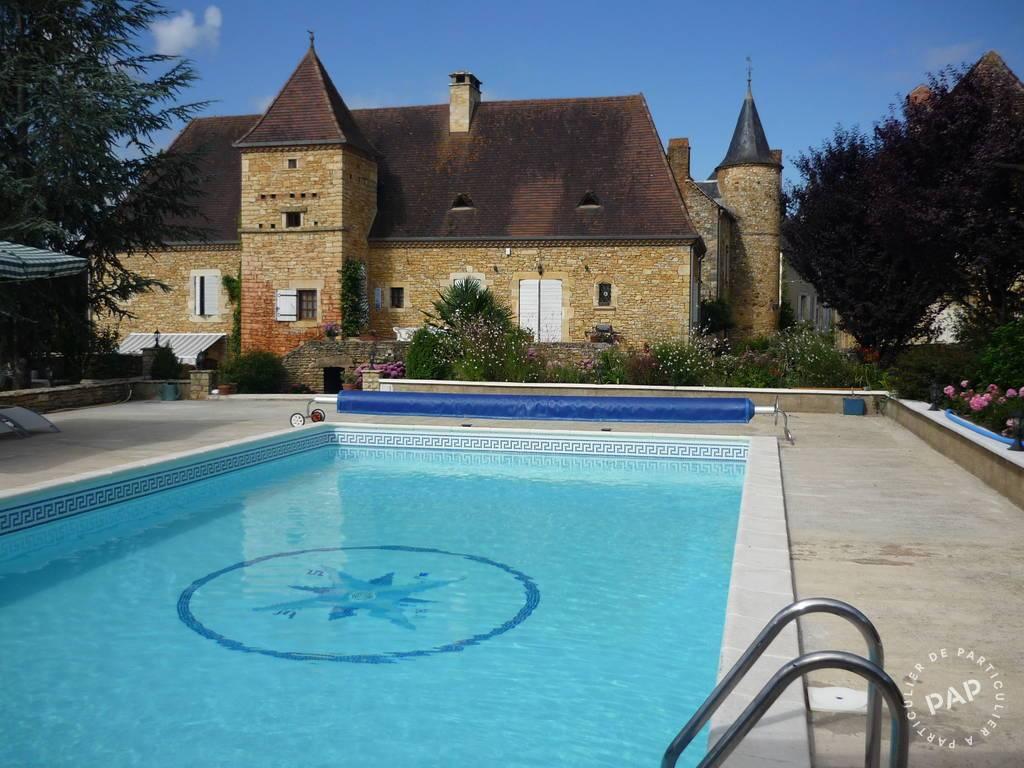 Vente Maison Saint-Martial-De-Nabirat 400m² 520.000€