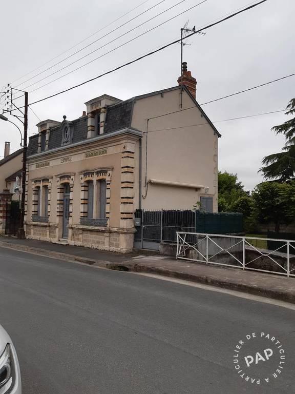 Vente maison 5 pièces Issoudun (36100)