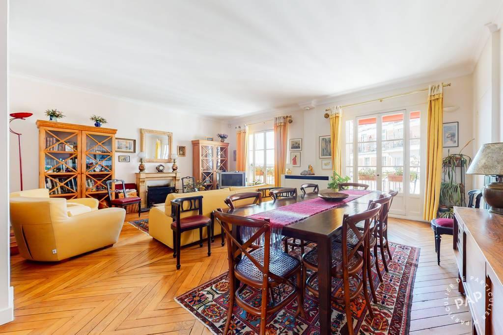 Vente Appartement Paris 16E 103m² 1.390.000€