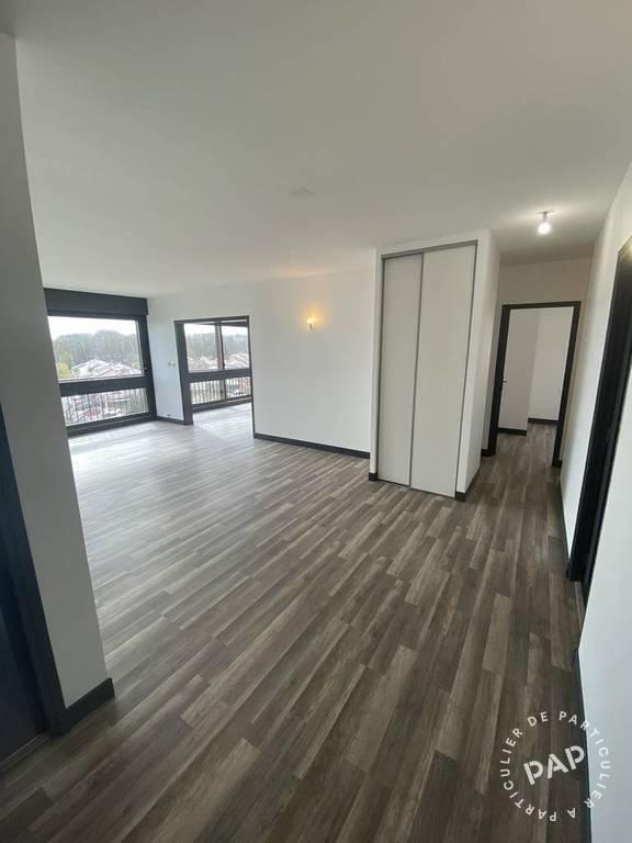 Vente Appartement Ris-Orangis (91130) 110m² 273.000€