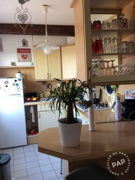Vente appartement 2 pièces Vaugneray (69670)