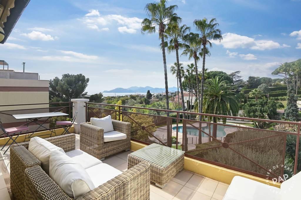 Vente appartement 5 pièces Cannes (06)