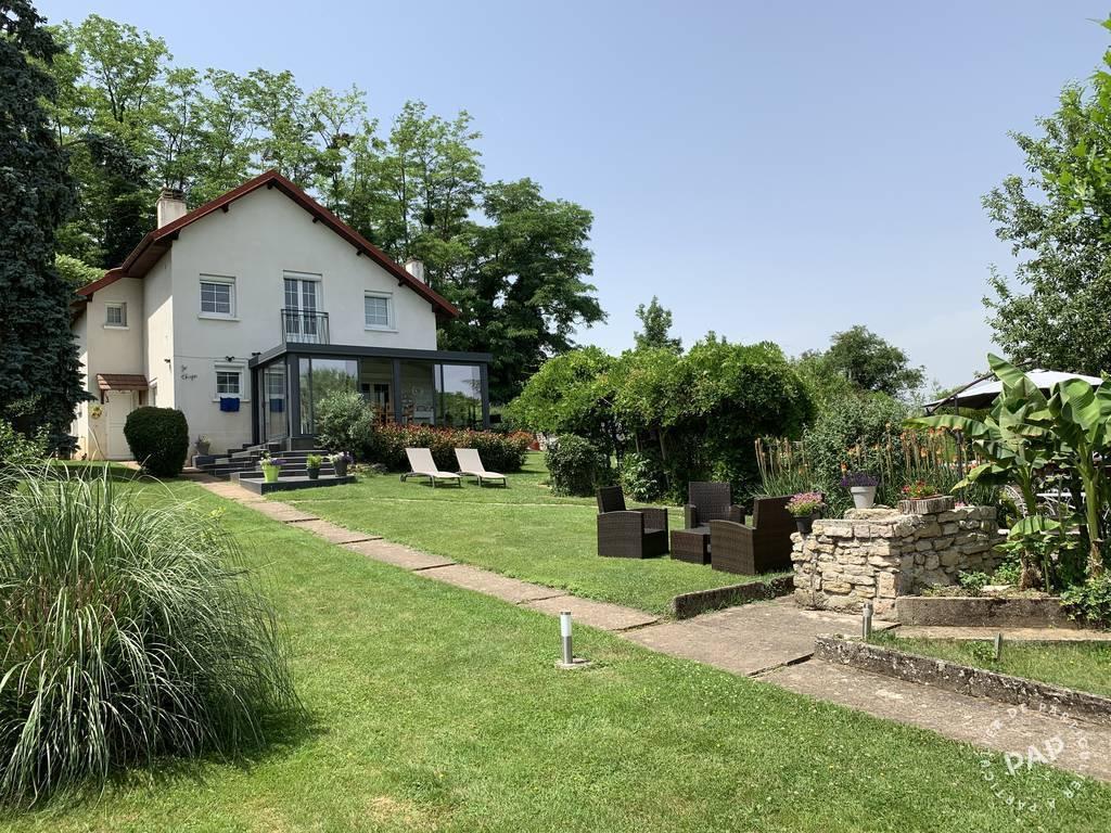 Vente maison 7 pièces Dammartin-Marpain (39290)