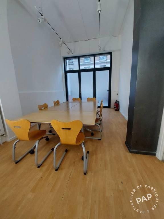 Location Bureaux et locaux professionnels Clichy (92110) 50m² 1.000€