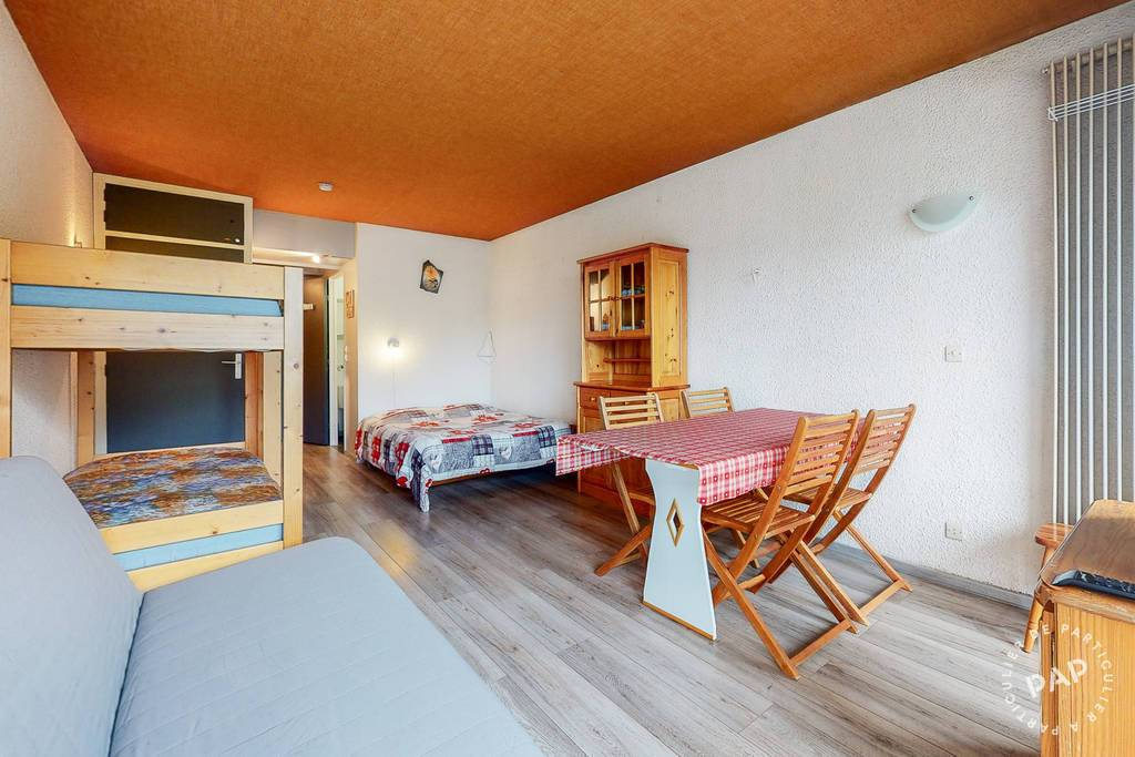 Vente Appartement La Clusaz (74220) 27m² 189.000€