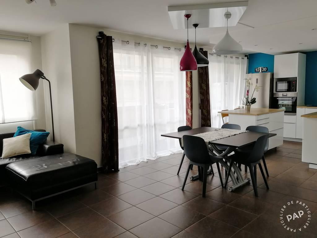 Vente appartement 4 pièces Villeurbanne (69100)