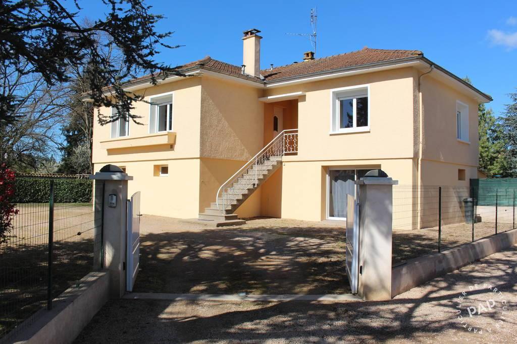 Vente maison 7 pièces Belleville (69220)