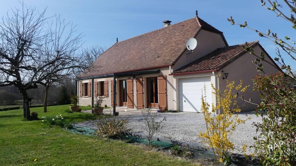 Vente maison 4 pièces Lavergne (46500)