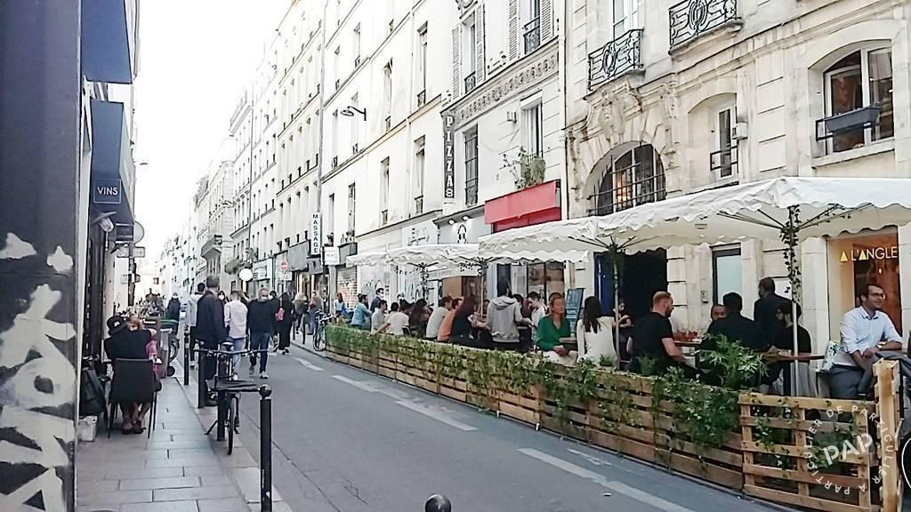 Vente et location Local commercial Paris 2E (75002) 59m² 2.290€