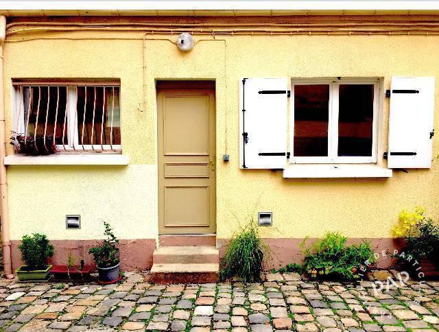 Location maison 2 pièces Pantin (93500)