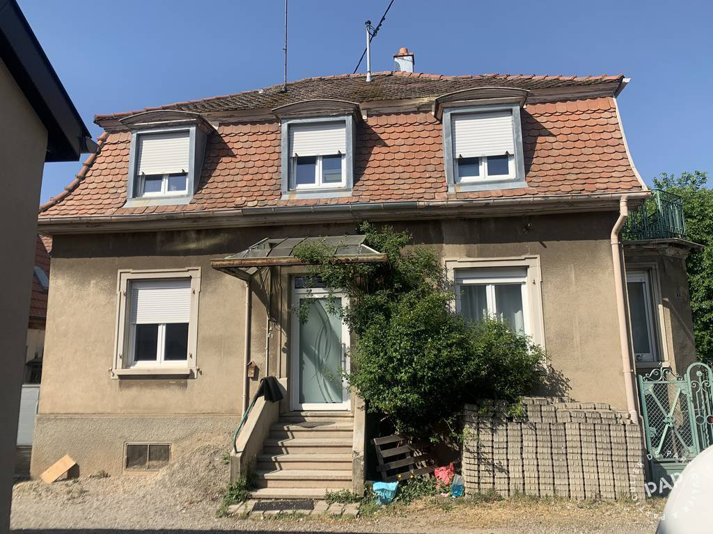 Vente maison 7 pièces Cernay (68700)