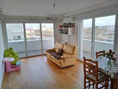 Vente appartement 4pièces 82m² Rennes (35000) - 331.000€