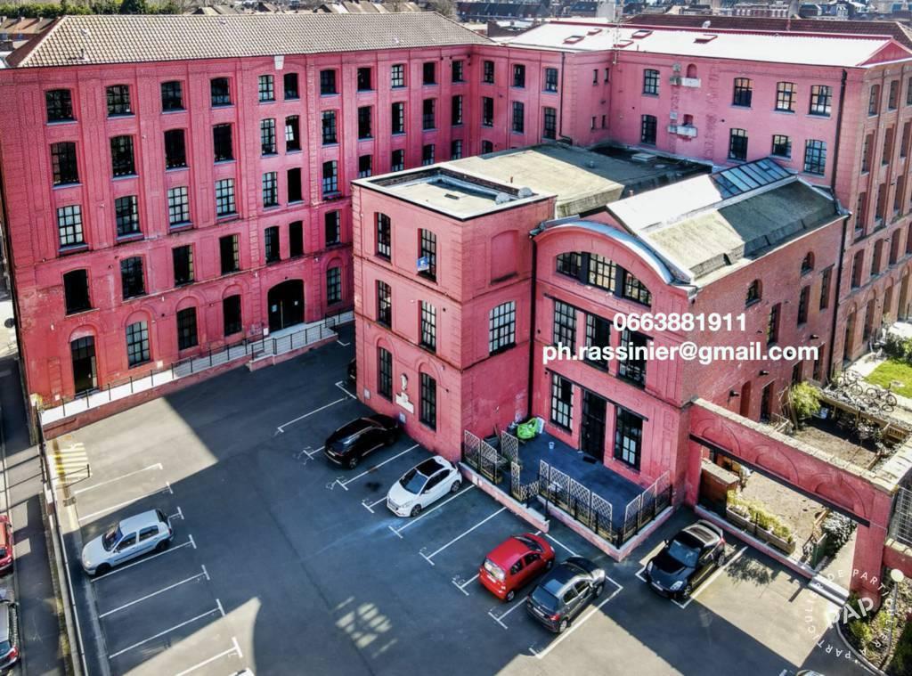Vente appartement 4 pièces Roubaix (59100)