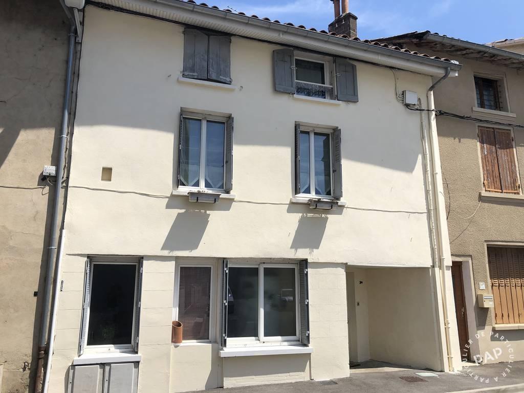 Vente maison 5 pièces Bourg-de-Péage (26300)