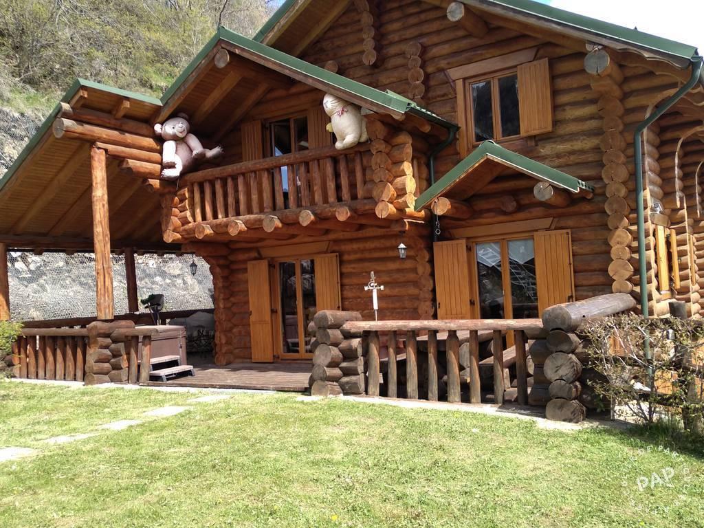 Vente Maison Uvernet-Fours (04400) 170m² 592.000€