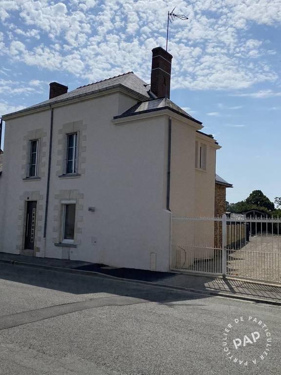 Vente maison 5 pièces Vallons-de-l'Erdre (44540)