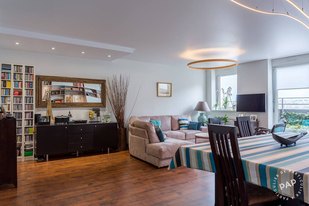 Vente Appartement Paris 14E (75014) 104m² 1.280.000€