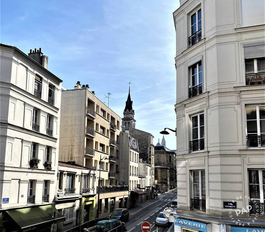 Vente Appartement Paris 18E (75018) 50m² 545.000€