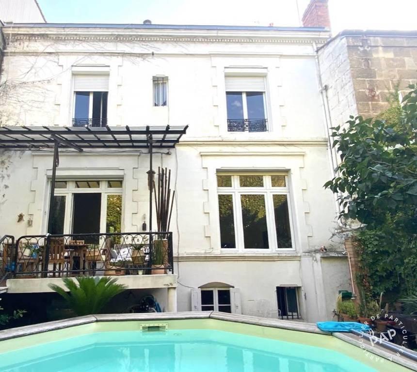 Vente maison 7 pièces Bordeaux (33)