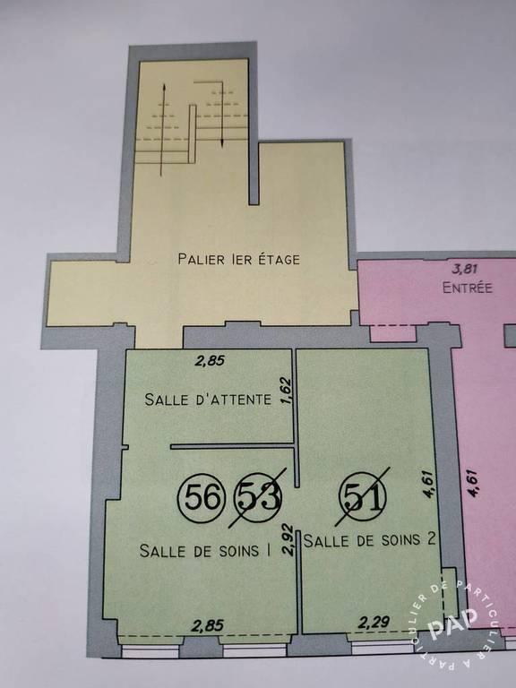 Vente et location Bureaux, local professionnel Paris 15E (75015) 24m² 265.000€