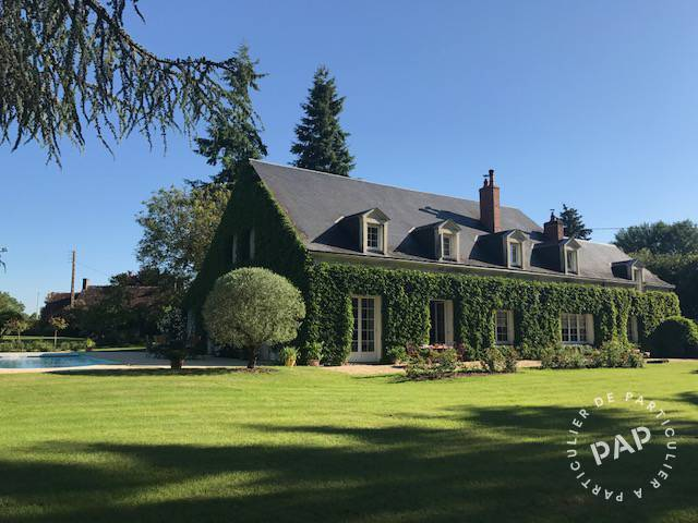 Vente Maison Mansigné (72510) 350m² 590.000€