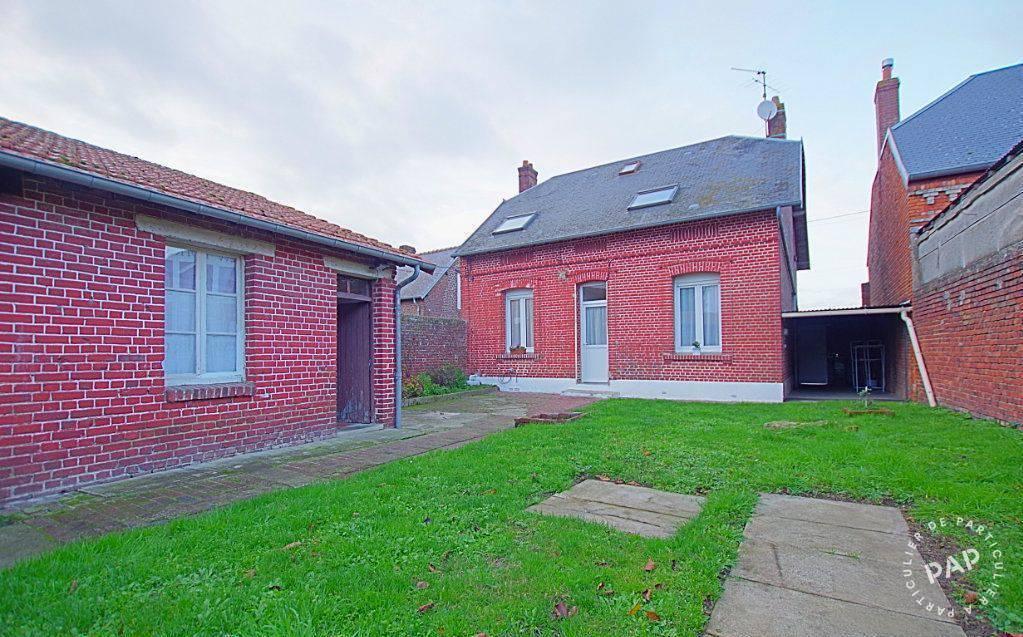 Vente Maison Estrées-Deniécourt (80200)