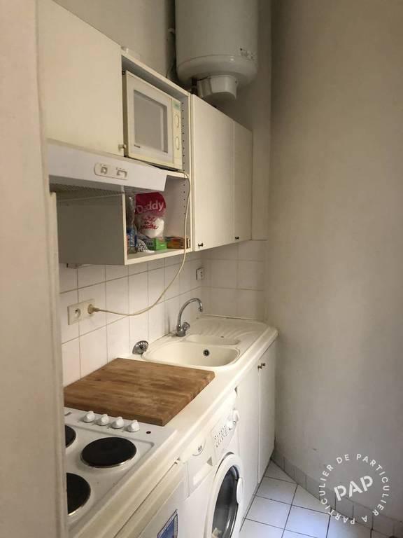 Vente Appartement Avec Cour Privative + Dépendance - Paris 15E