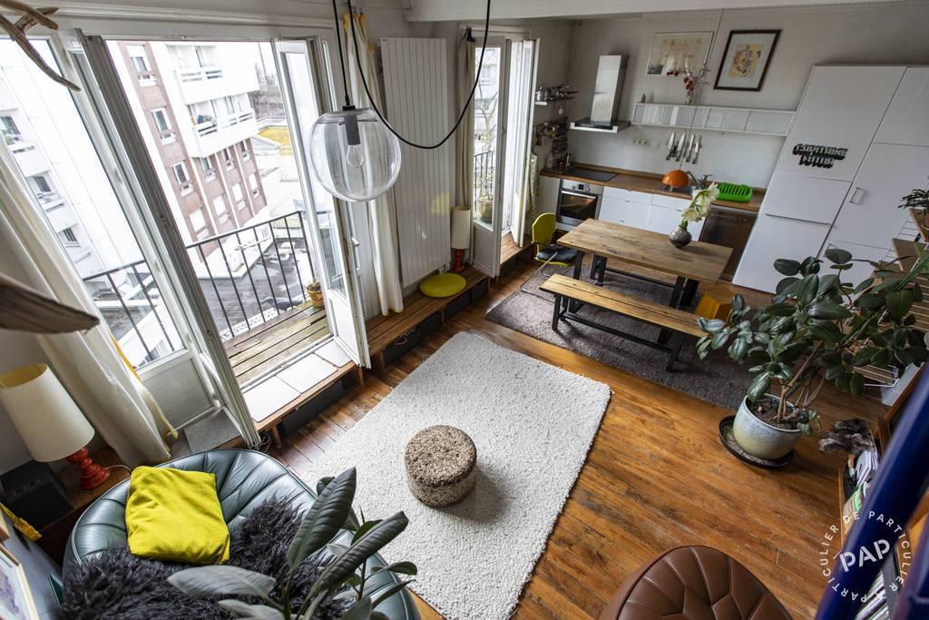 Vente immobilier 649.000€ Paris 20E (75020)