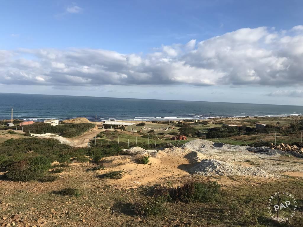 Vente immobilier 588.000€ Tunisie - Terrain Titré  De 14000 M2 À 50 M De La Mer, Kef Abbed, Bizerte.