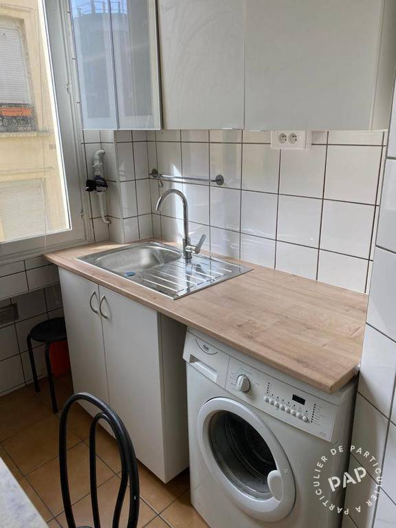 Location immobilier 860€ Paris 20E (75020)