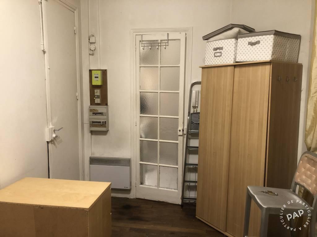 Vente immobilier 340.000€ Avec Cour Privative + Dépendance - Paris 15E