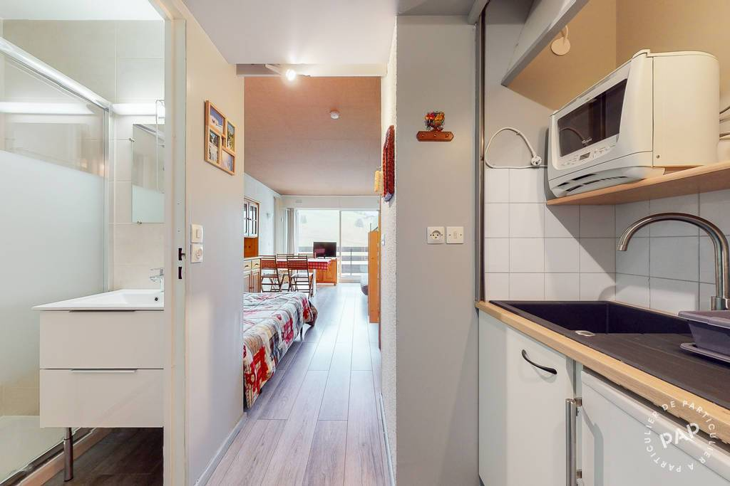 Vente immobilier 189.000€ La Clusaz (74220)