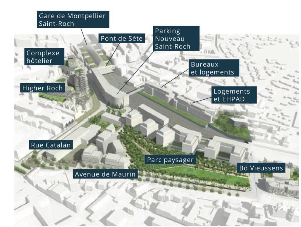 Vente immobilier 420.000€ Montpellier (34000)