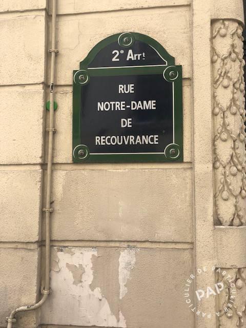 Vente immobilier 335.000€ Paris 2E (75002)