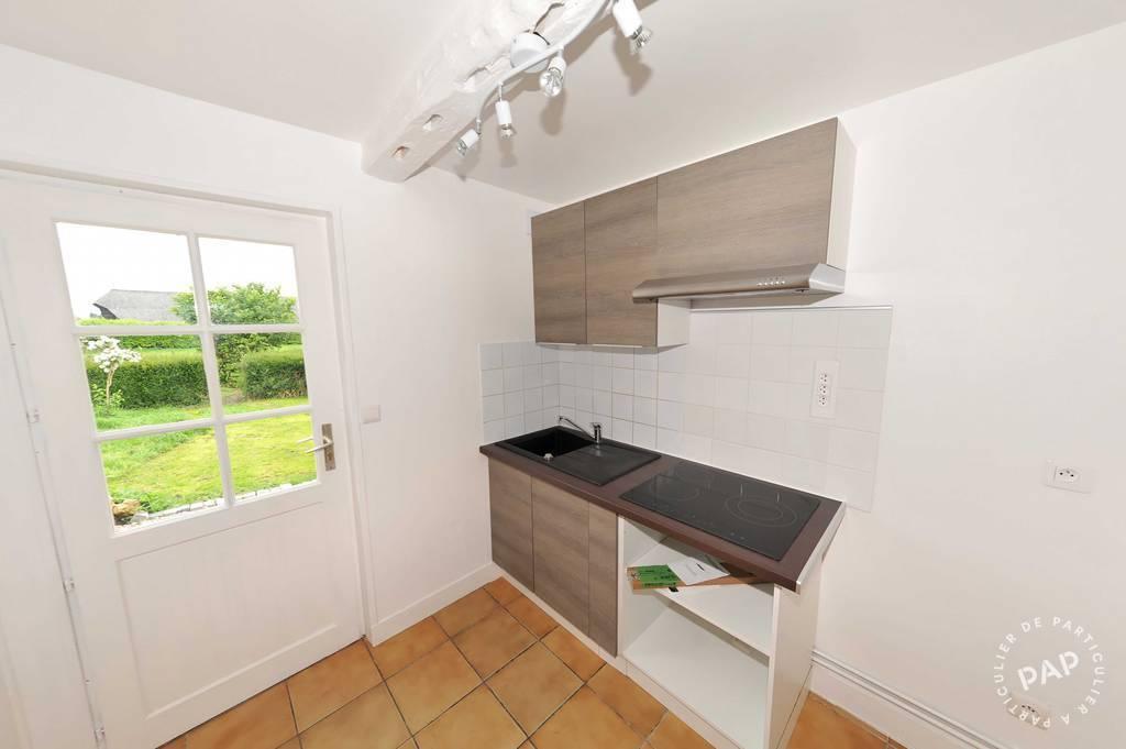 Maison Bonneville-Sur-Touques (14800) 776€