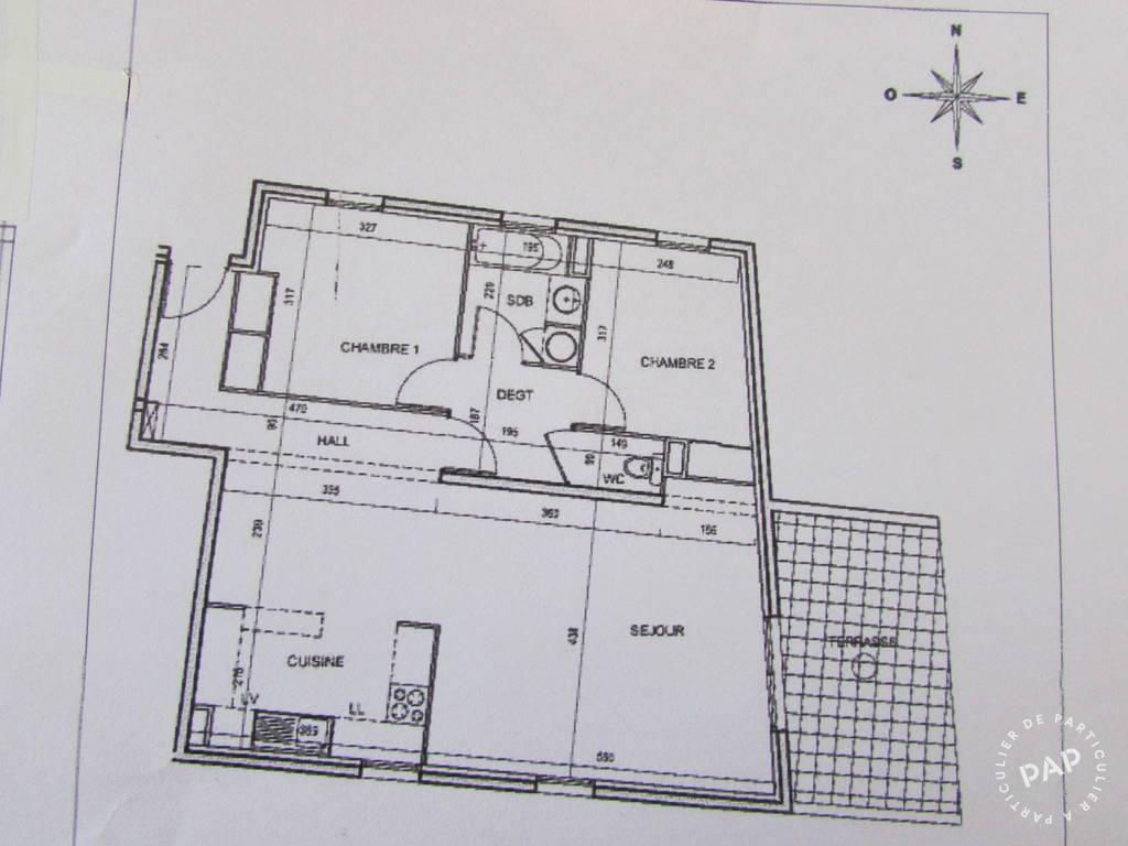 Vente Béziers (34500) 75m²