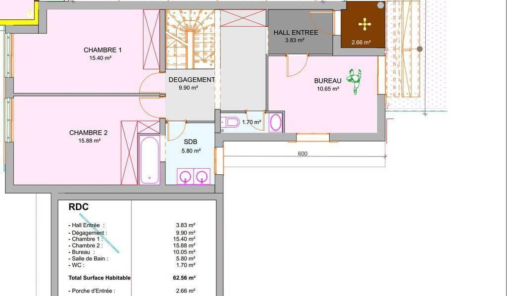 Immobilier Champagne-Sur-Oise (95660) 205.000€