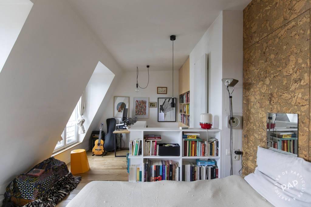 Immobilier Paris 20E (75020) 649.000€ 68m²