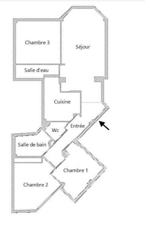Immobilier La Garenne-Colombes (92250) 610.000€ 92m²