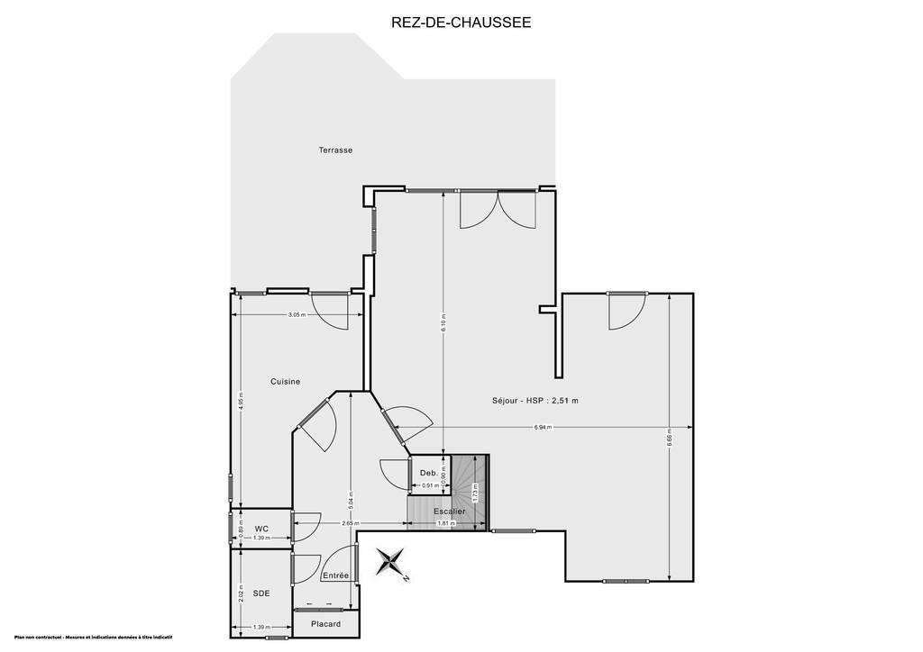 Vente Maison Évreux (27000) 115m² 335.000€
