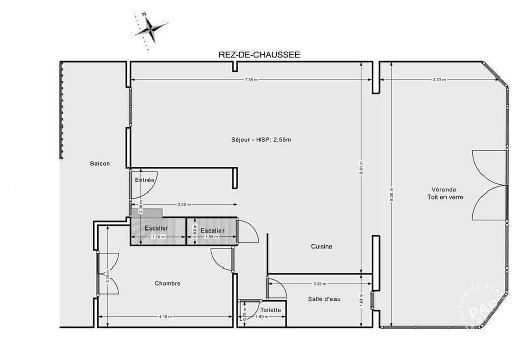 Vente Maison Maurepas (78310)