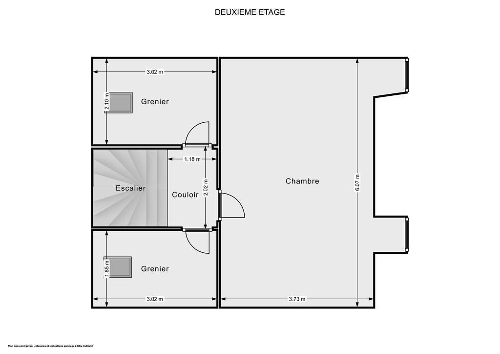Vente immobilier 158.000€ Cierp-Gaud (31440)