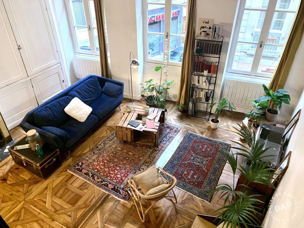 Vente appartement 3 pièces Lyon 1er