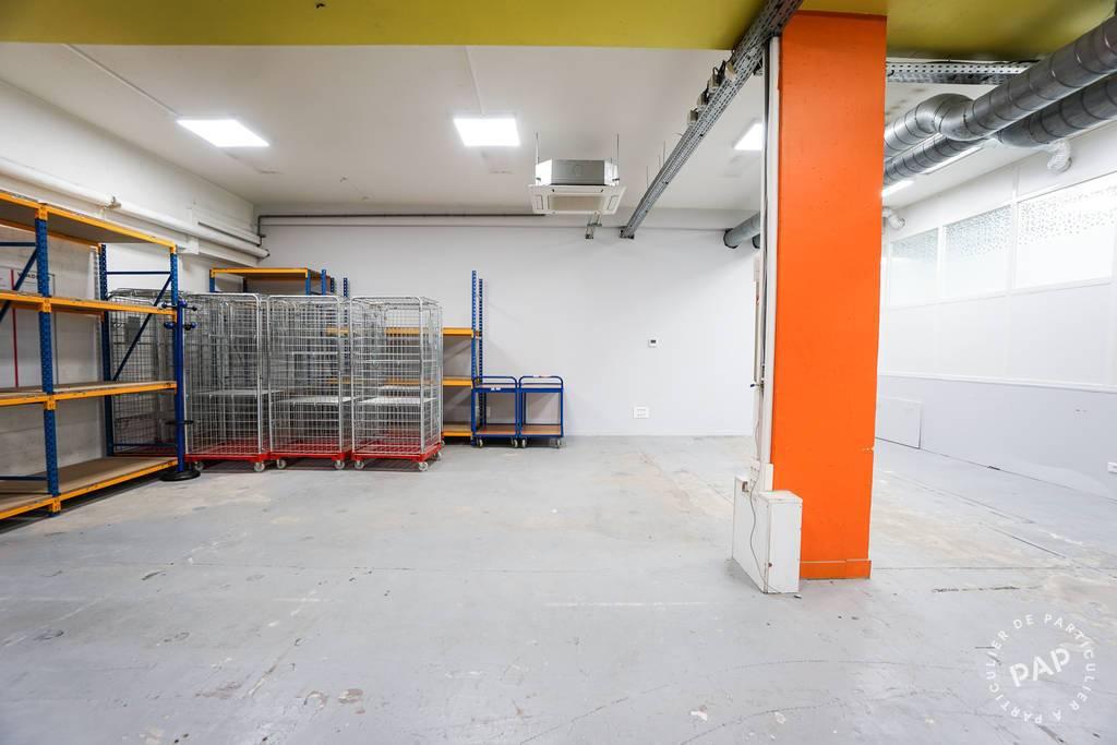 Vente et location Bureaux, local professionnel Courbevoie 610m² 11.185€