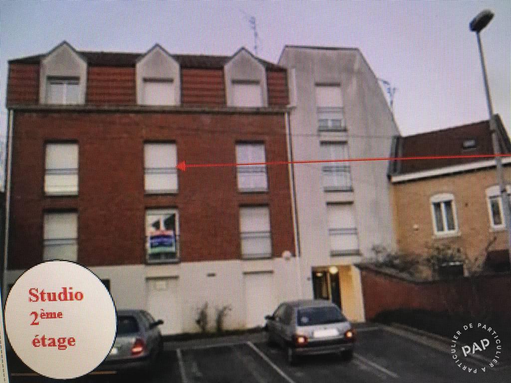Vente appartement studio Lens (62300)
