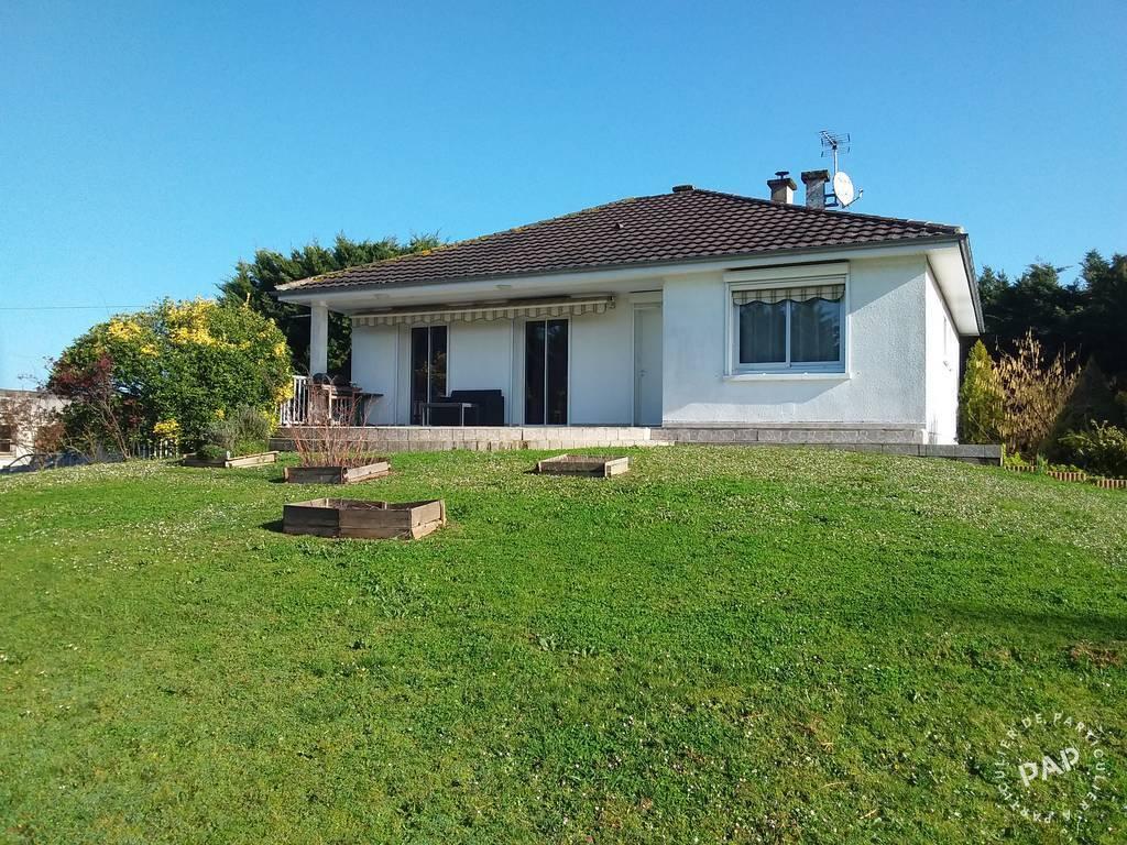 Vente Maison Nouaillé-Maupertuis (86340) 140m² 265.000€